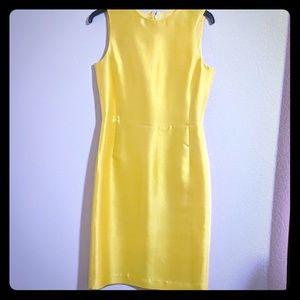 Barney's silk & cotton dress